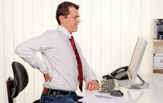 Sitting Causes Back Pain - Advance Physio Waterford