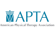 The American Physical Therapy Association logo