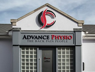 Advance Physio Waterford Outside Building
