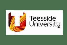 Teeside University Logo